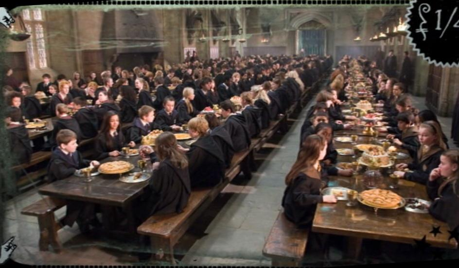 for Comedor harry potter